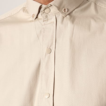 Classic Series - Chemise Manches Courtes 113 Beige