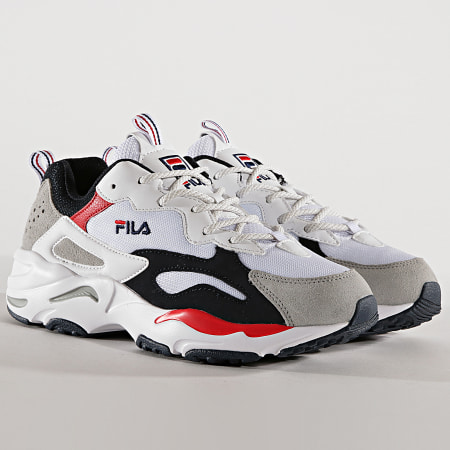 Fila - Baskets Ray Tracer 1010685 01M White Navy Red