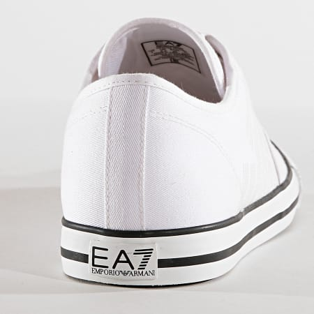 EA7 - Baskets X8X039-XCC20 White