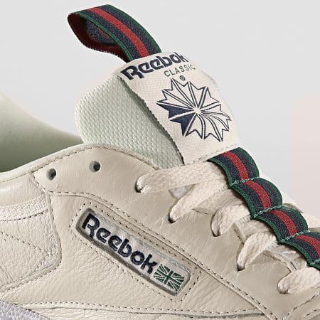 Reebok - Baskets Club C 85 CN6863 Chalk Navy Green Red
