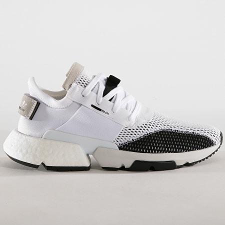 MEL04/04adidas - Baskets POD-S3 1 DB2929 Footwear White Core Black