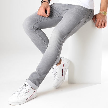 HUGO By Hugo Boss - Jean Skinny Hugo 734 50410956 Gris