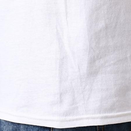 Mickey Mouse - Tee Shirt Mickey Rocks Blanc