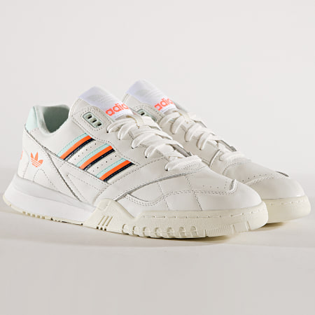 adidas Baskets A R Trainer D98157 Cloud White Ice Mint