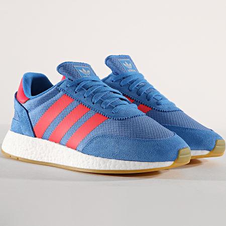 adidas Baskets I 5923 BD7802 True Blue Shock Red Gum 3