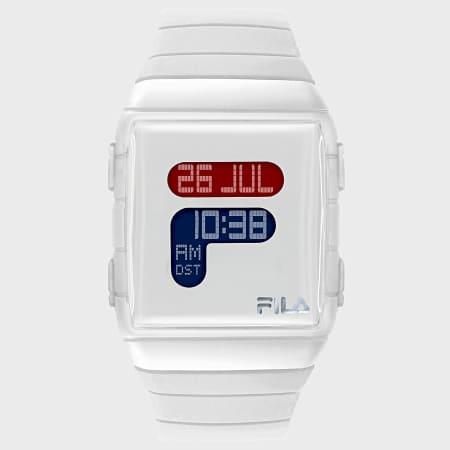 Fila - Montre 38-105 Blanc