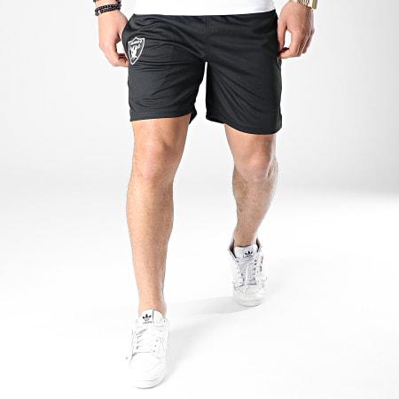 New Era - Short Jogging Jersey Oakland Raiders 11935163 Noir