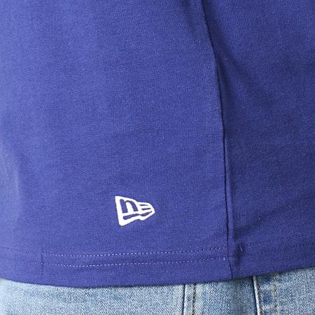 New Era - Débardeur Logo Los Angeles Dodgers 11935280 Bleu Roi