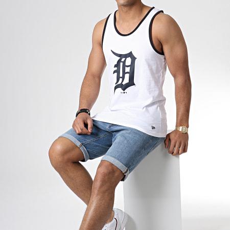 New Era - Débardeur Logo Detroit Tigers 11935281 Blanc