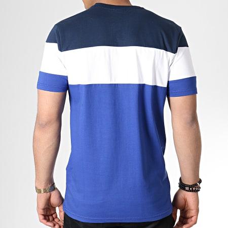 Ellesse - Tee Shirt Juby SHB06541 Bleu Marine Blanc