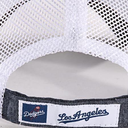 New Era - Casquette Trucker Summer League 940 Los Angeles Dodgers 11945626 Bleu Marine Chiné Blanc