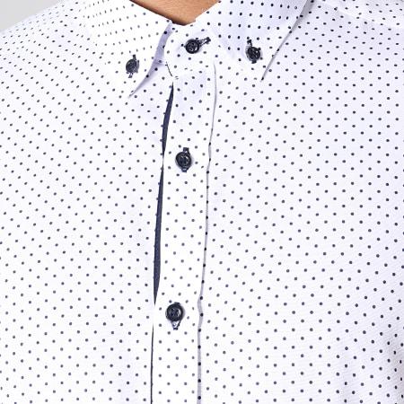 MTX - Chemises Manches Longues 113 Blanc