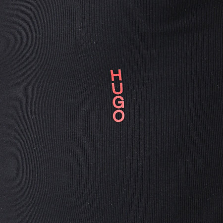 HUGO By Hugo Boss - Lot de 2 Débardeurs Twin 50408126 Noir