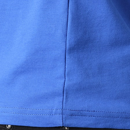 Classic Series - Polo Manches Courtes 13 Bleu Roi