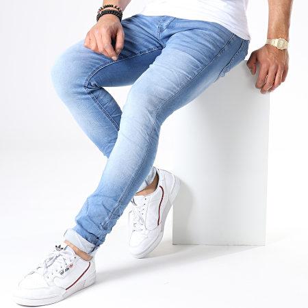 Classic Series - Jean Skinny TH37523 Bleu Denim