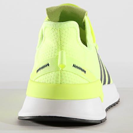 adidas Baskets U Path Run G27643 Hires Yellow Collegiate