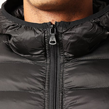 Final Club - Doudoune Premium Light Puffa Noir