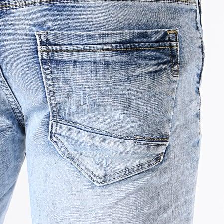 MTX - Short Jean YB111 Bleu Wash