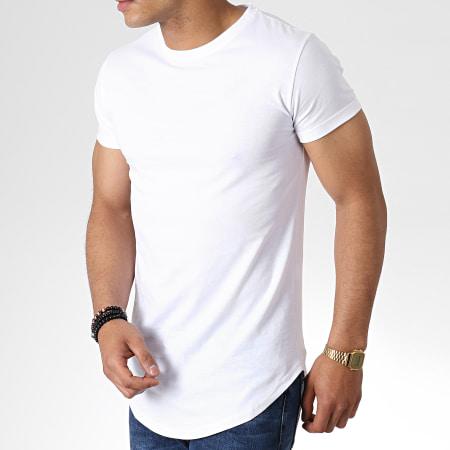 MTX - Tee Shirt TM6483 Blanc