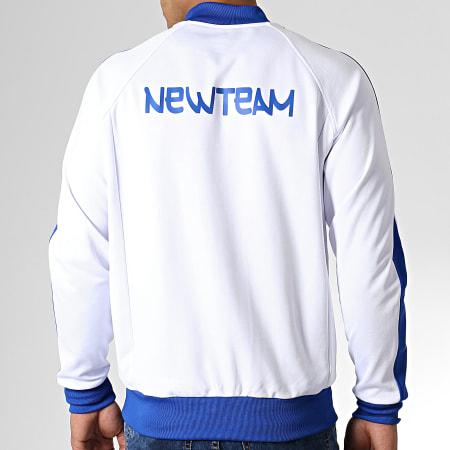 Okawa Sport Veste Zippée A Bandes Olive Et Tom New Team 1