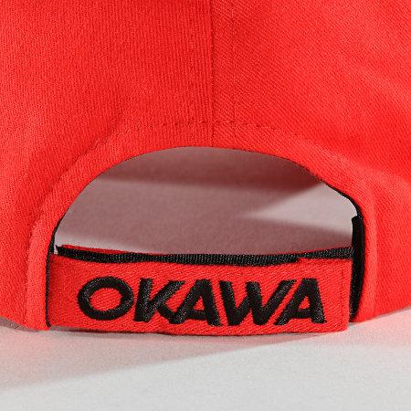 Okawa Sport - Casquette W Genzo New Team Rouge