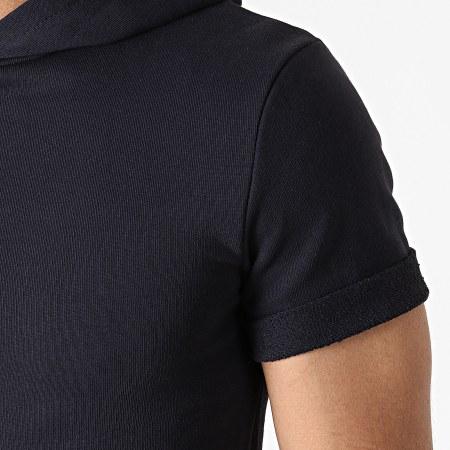Aarhon - Tee Shirt Capuche Oversize Noir