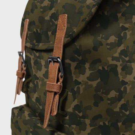 Eastpak - Sac A Dos London Vert Kaki Camouflage