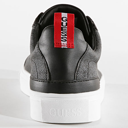 Guess - Baskets FM7LUIFAL12 Black Grey