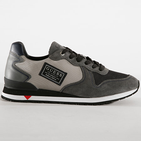 Guess - Baskets FM7NGLSUE12 Grey