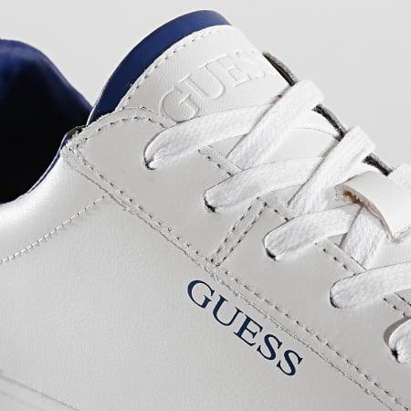 Guess - Baskets FM7LUILEA12 White
