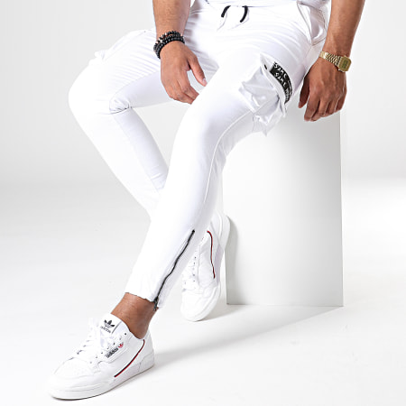 Classic Series - Jogger Pant DH-2657 Blanc