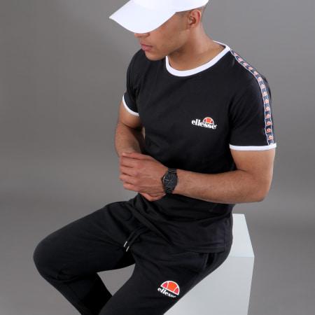 Ellesse - Tee Shirt 1031N Bande Noir