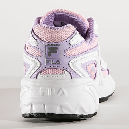 Fila - Baskets Femme Fila Buzzard 5RM00627 Chalk Pink White Lila