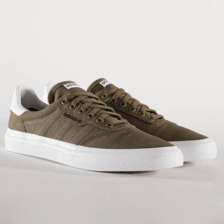adidas - Baskets 3MC Vulc DB3141 Raw Khaki Footwear White