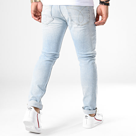 Calvin Klein - Jean Skinny J30J312360 Bleu Wash