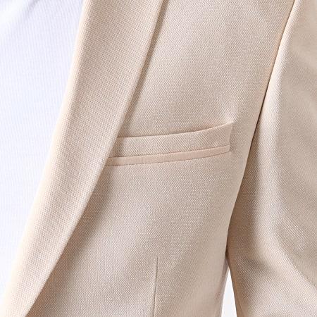 Classic Series - Veste De Costume SD806 Ecru