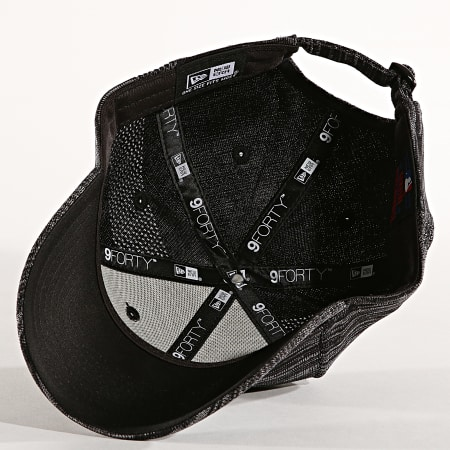 New Era - Casquette 9Forty Engineered Fit New York Yankees Noir Chiné