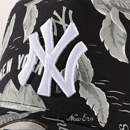 New Era - Casquette Trucker Desert Islande New York Yankees Bleu Marine
