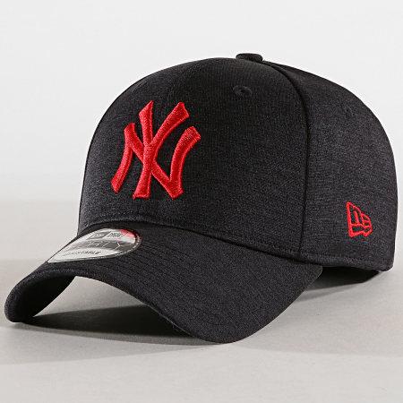 New Era - Casquette 9Forty Shadow Tech New York Yankees Bleu Marine Chiné