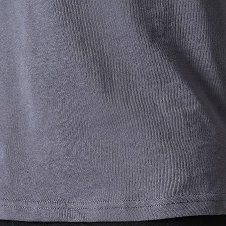 Sergio Tacchini - Tee Shirt Carey 38143 Noir Gris Blanc