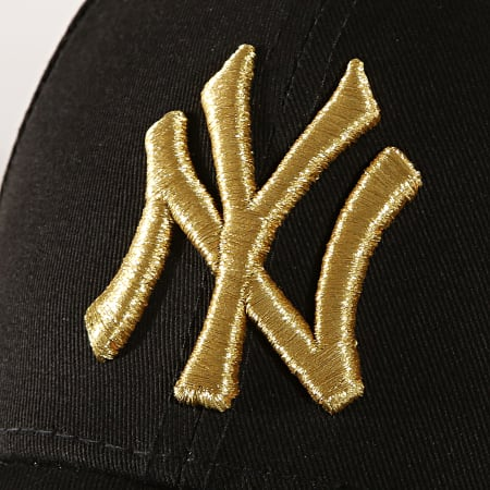 New Era - Casquette 9Forty LaBoutique New York Yankees Noir Or