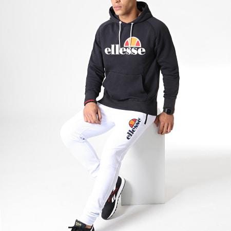 Ellesse - Sweat Capuche 1032N Noir
