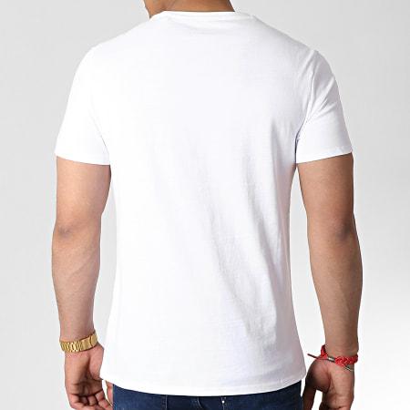 Guess - Tee Shirt M93I56K8FQ0 Blanc