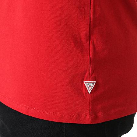 Guess - Tee Shirt M93I21J1300 Rouge