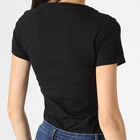 Guess - Tee Shirt Femme W93I67J1300 Noir
