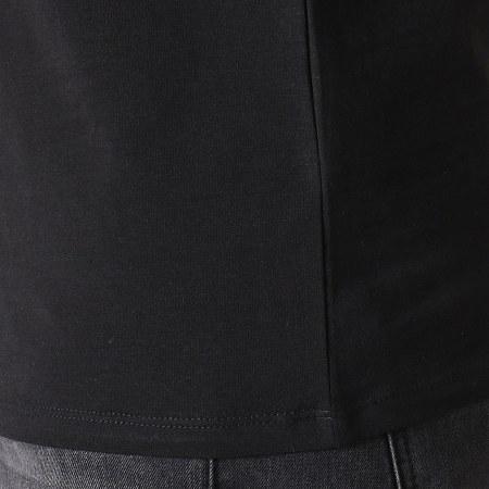 Guess - Tee Shirt Manches Longues Col V M93I54J1300 Noir