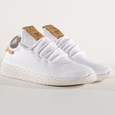 adidas - Baskets Tennis Hu D96444 Footwear White Rawsan