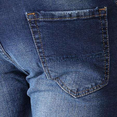 Classic Series - Short Jean 5025 Bleu Brut