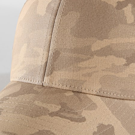Flexfit - Casquette Fitted Light Camo Camouflage Beige