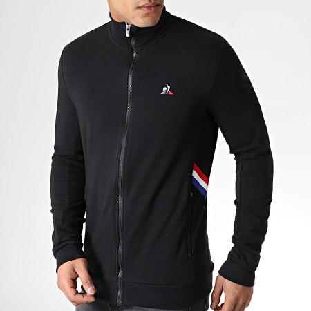 Le Coq Sportif - Veste Zippée Tricolore FZ N1 1920489 Noir